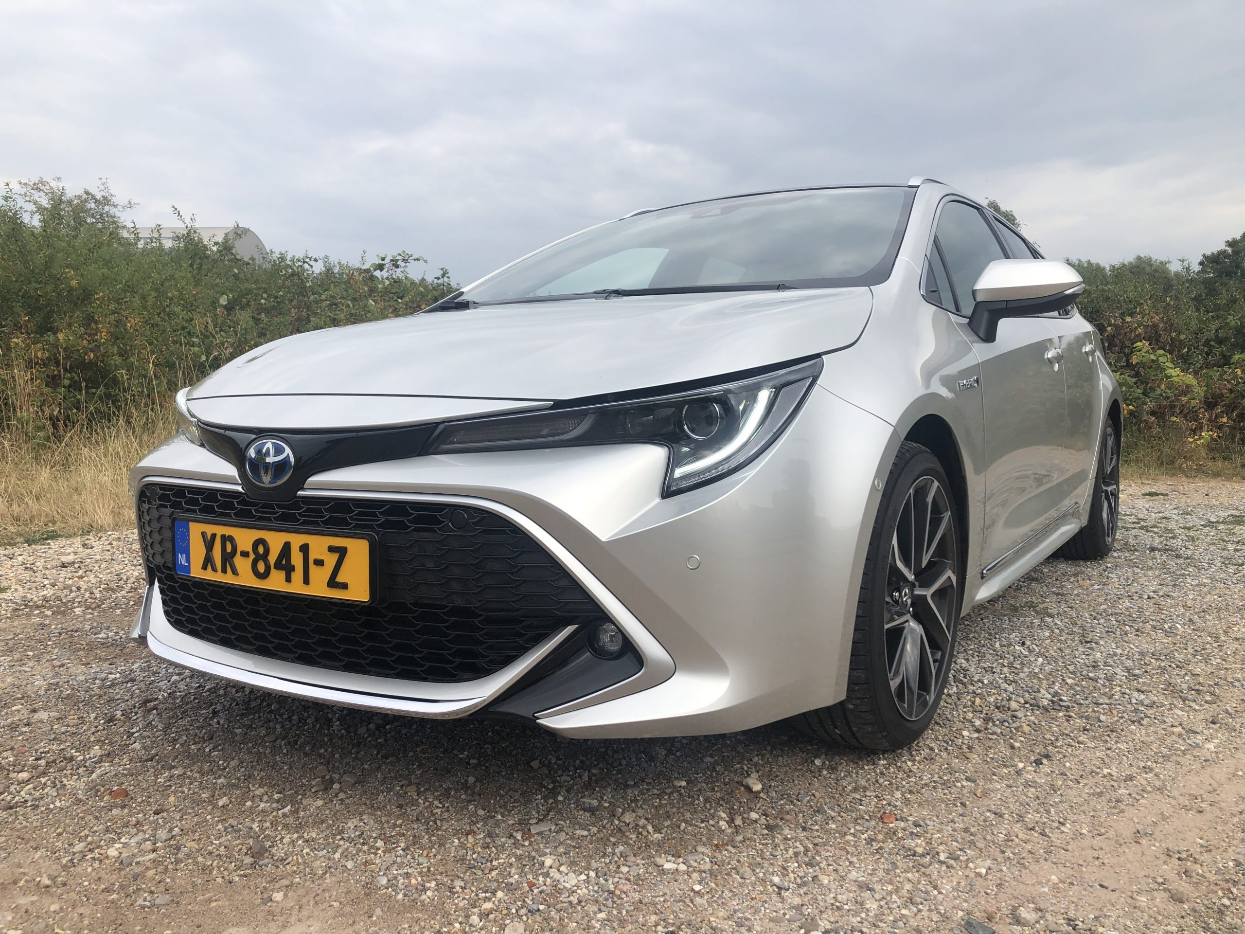 Toyota Corolla Touring Sports Hybrid, een verrassend ...